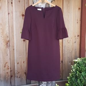 Classic and simple donna morgan dress